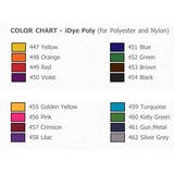 iDYE POLY DYES - ASSORTED COLORS
