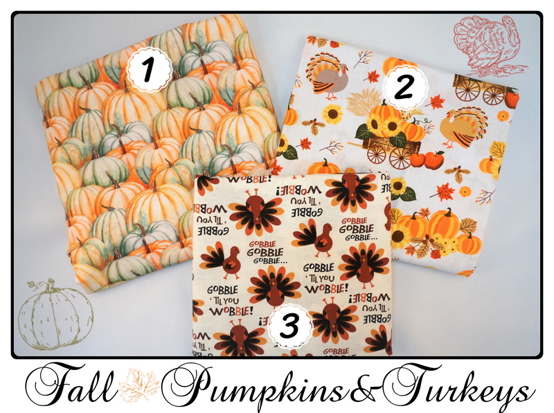 Face Masks with Filter Pocket & Removable nose wire. Fall Leaves Fabric