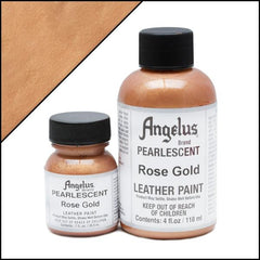 ANGELUS PEARLESCENT LEATHER PAINT
