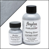 ANGELUS: PEARLESCENT LEATHER ACRYLIC PAINT