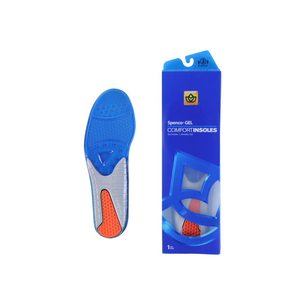 SPENCO: GEL COMFORT INSOLES