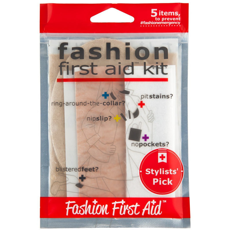 FASHION FIRST AID PURSE-SIZED KIT (5 PRODUCTS)