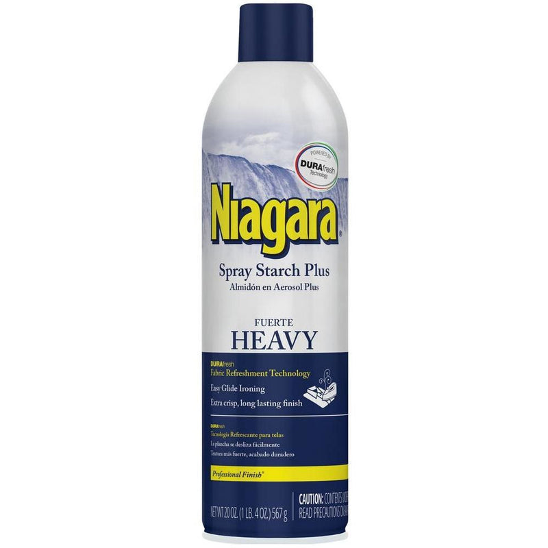 NIAGARA SPRAY STARCH PLUS AEROSOL