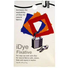 iDYE FIXATIVE (for natural fabrics)