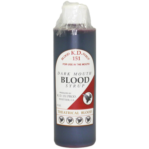 K.D. 151 MOUTH BLOOD SYRUP
