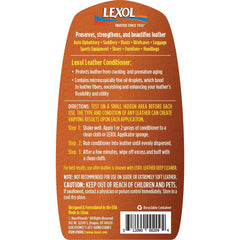 LEXOL: LEATHER DEEP CONDITIONER
