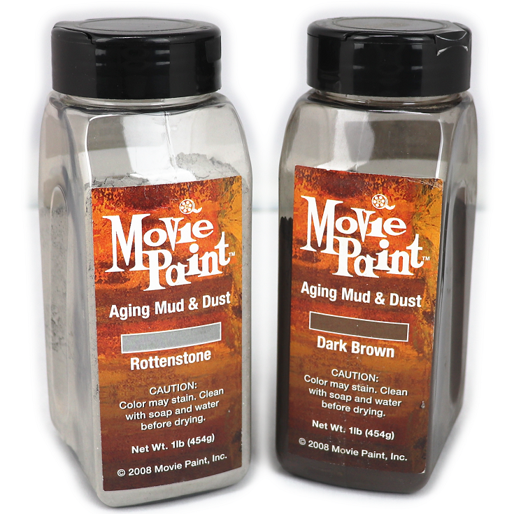 MOVIE PAINT: AGING MUD & DUST