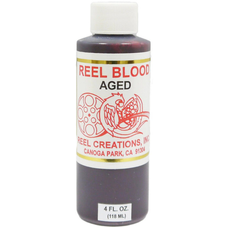 REEL CREATIONS BLOOD: AGED AND ORIGINAL FORMULAS