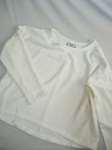 【Vol.1】Pull-over white