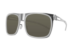 Orbit - Custom Wayfarer - Gunmetal