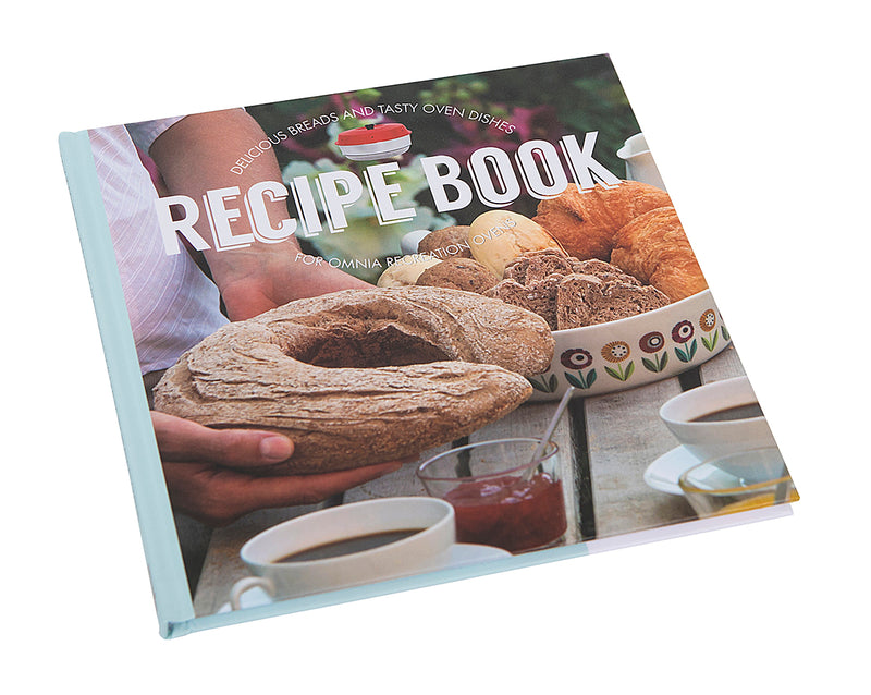 Omnia Recipe Book - English
