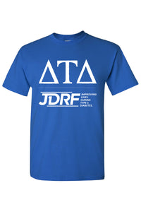 True Blue JDRF T-Shirt