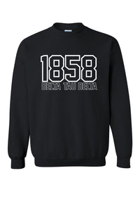 Established Outline Crewneck