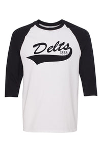 Delts in the Outfield Tee