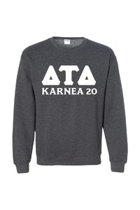 Dark Grey Karnea Sweatshirt