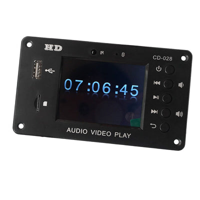 Auto-Radio Réveil Bluetooth