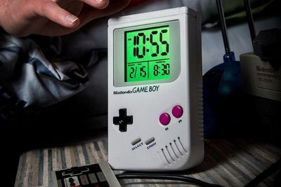 Réveil <br> Game boy