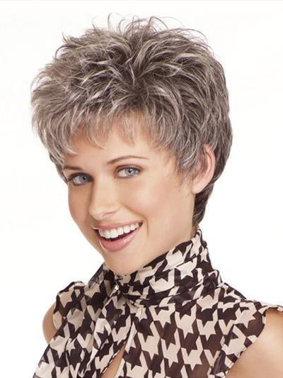 Short Synthetic Wig (Basic Cap)