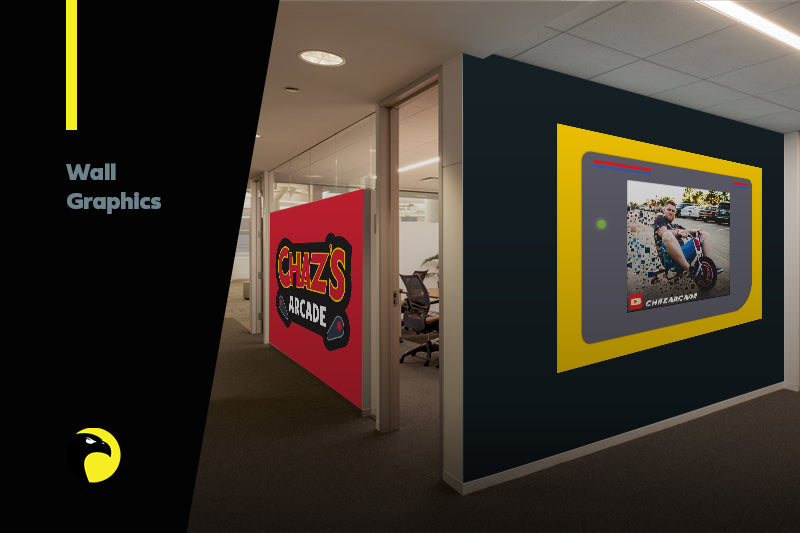 7 Benefits of Using Wall Graphics