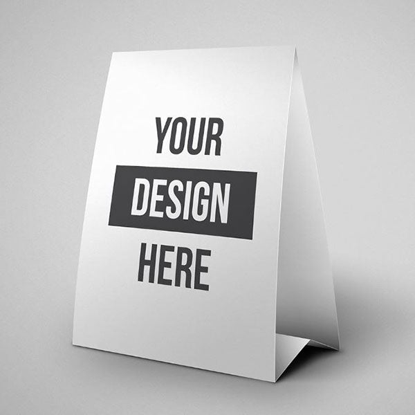 Table Tents | Print Marketing