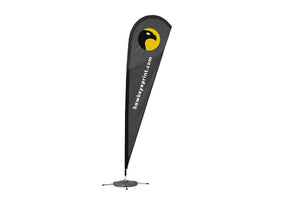 Teardrop Flag | Print Marketing
