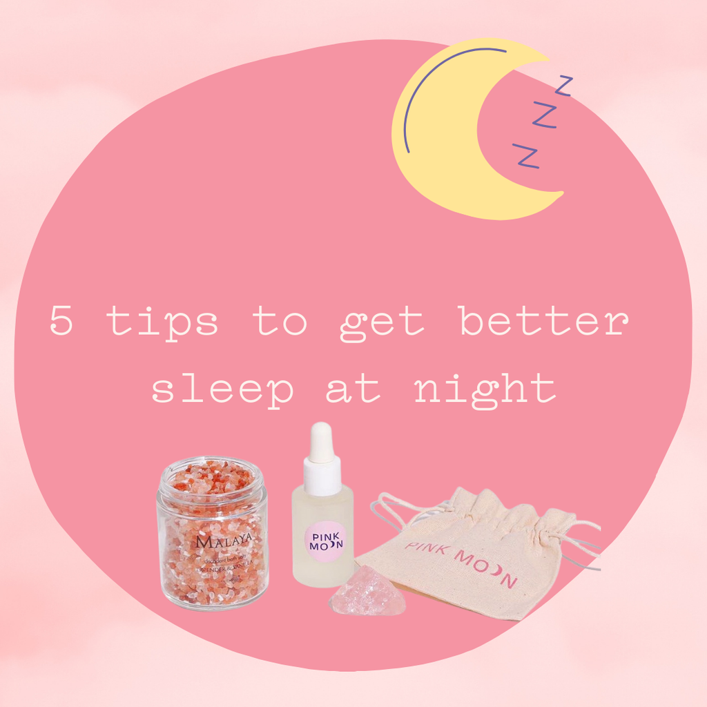 How To Get Better Sleep At Night 🌙