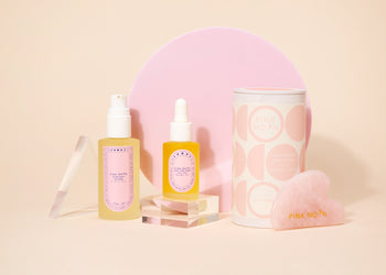 Pink Moon sustainable collection