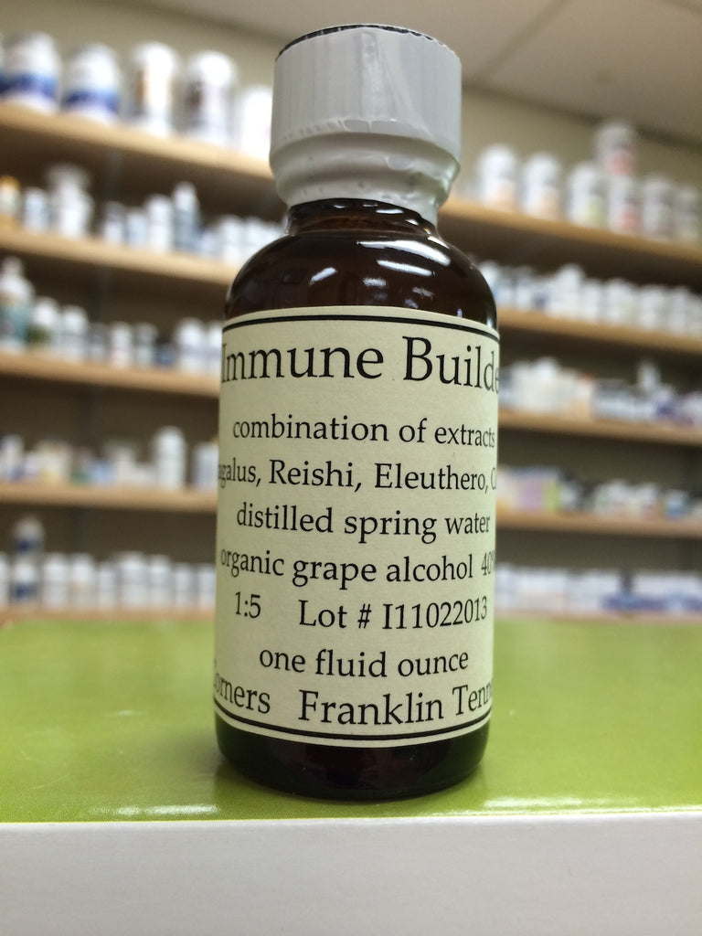 Dr. John's Immune Builder (2oz liquid)