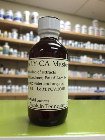 Dr. John's Master LY-CA (2 oz liquid)