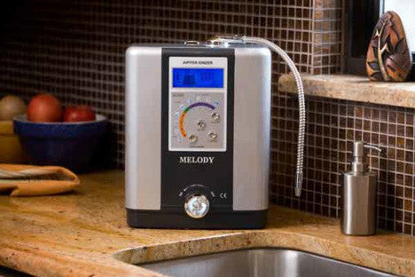 Jupiter Melody / Isis JP104 Revolutionary Alkaline Water Purifier