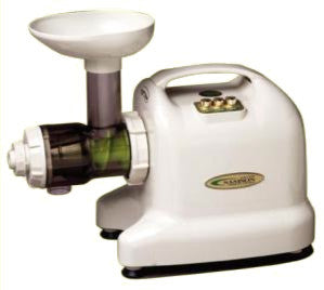 Samson GB-9001 Single-Gear Juicer - Ivory