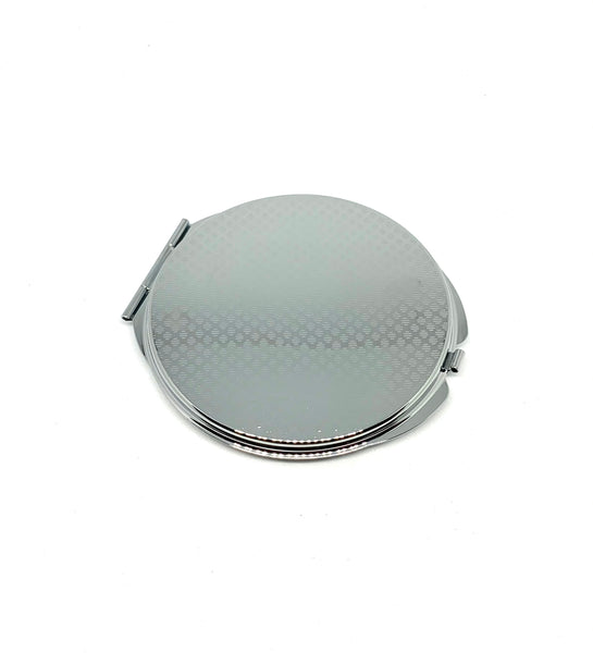 Yellow Compact Pocket Mirror