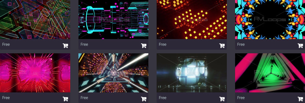 Download vj loops free | beeple 2018-10-09.