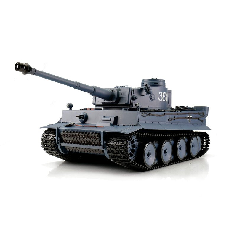 1/16 RC Tiger I grau BB+IR