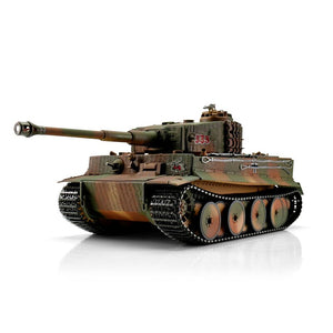 1/16 RC Tiger I Mittlere Ausf. tarn BB
