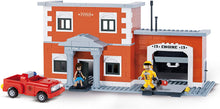 Laden Sie das Bild in den Galerie-Viewer, COBI 1477 - Engine 13 Fire Station
