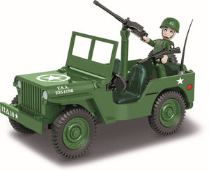 COBI 2399 - Willys MB 1/4 Ton 4x4