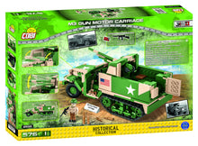 Laden Sie das Bild in den Galerie-Viewer, COBI 2535 - M3 Gun Motor Carriage