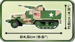 COBI 2535 - M3 Gun Motor Carriage