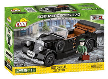 Laden Sie das Bild in den Galerie-Viewer, COBI 2407 - 1938 Mercedes 770