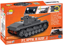 Laden Sie das Bild in den Galerie-Viewer, COBI 3062 - Pz. Kpfw. III Ausf. J