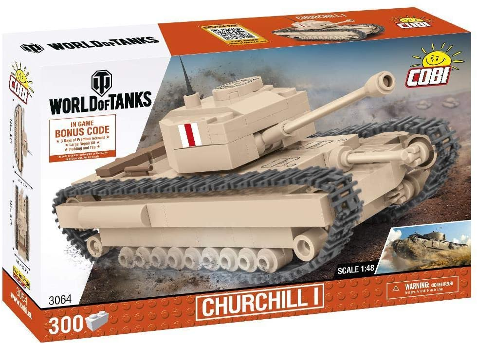 COBI 3064 - Churchill I