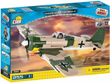 Laden Sie das Bild in den Galerie-Viewer, COBI 5514 - Focke Wulf FW 190 A4
