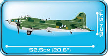 "Laden Sie das Bild in den Galerie-Viewer, COBI - 5707 Boeing B17F Flying Fortress ""Memphis Belle"""