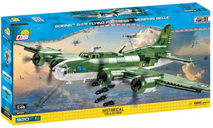 "COBI - 5707 Boeing B17F Flying Fortress ""Memphis Belle"""