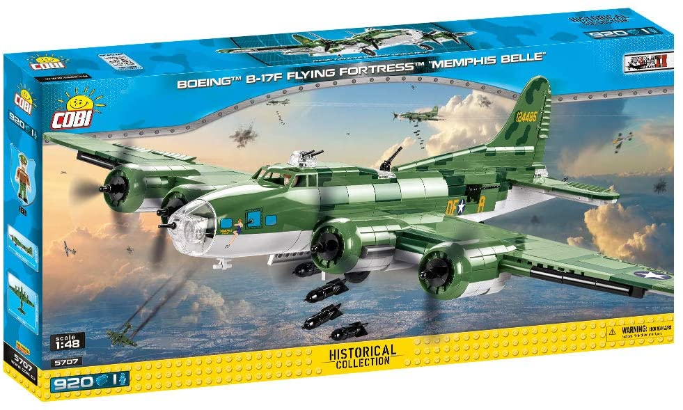 COBI - 5707 Boeing B17F Flying Fortress