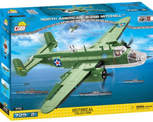 Laden Sie das Bild in den Galerie-Viewer, COBI 5713 - North American B-25B Mitchell