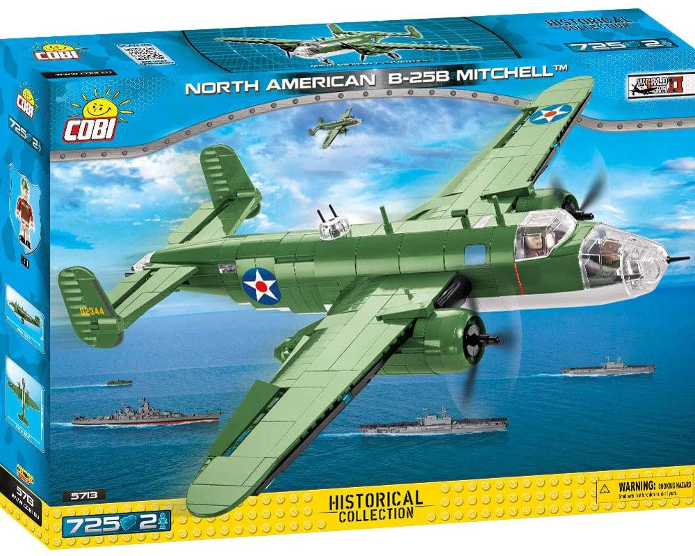 COBI 5713 - North American B-25B Mitchell