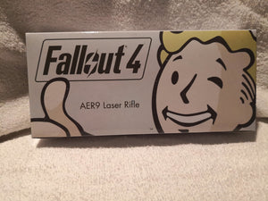 Fallout 4 Laser Rifle AER9 Replikt