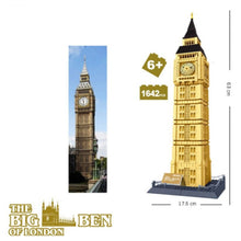 Laden Sie das Bild in den Galerie-Viewer, WANGE 8014 - THE BIG BEN OF LONDON